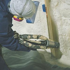Spray foam contractor Illinois