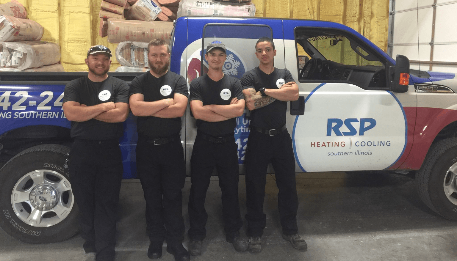 heating and cooling company near me - rsp hvac