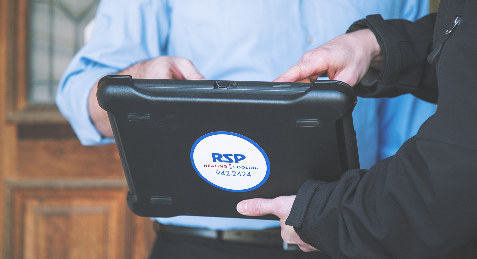 Repair service - RSP HVAC