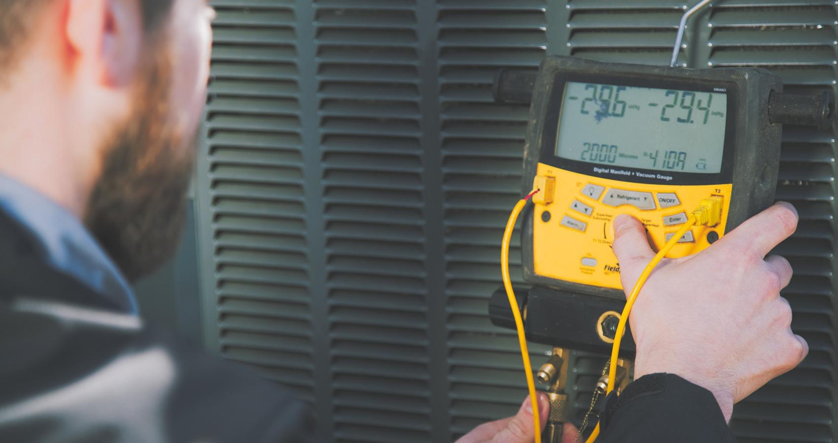 AC repair near me - RSP HVAC