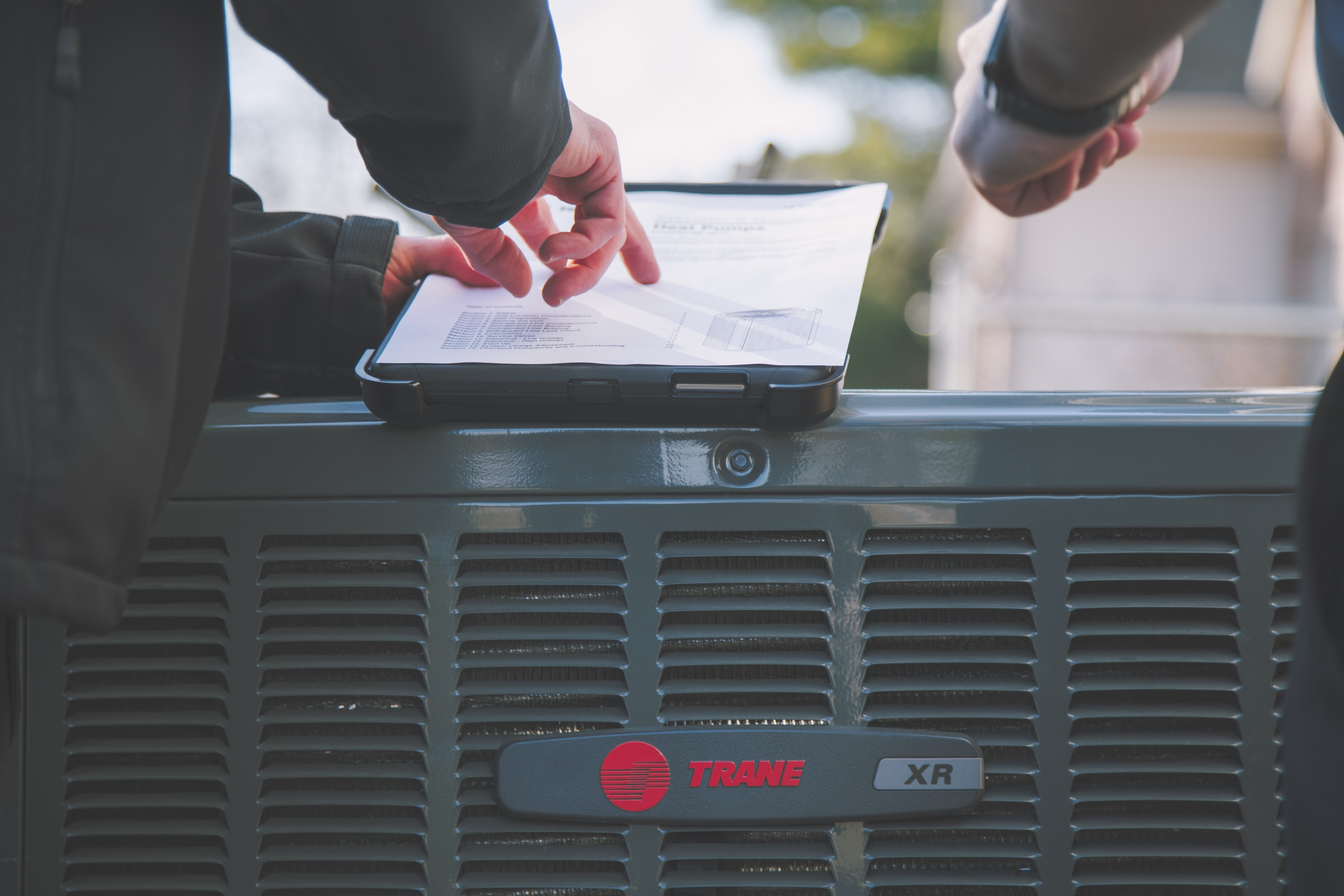 heating and air conditioning companies near me - RSP HVAC