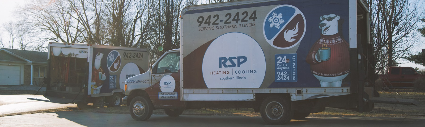 RSP heating and cooling near me - RSP HVAC